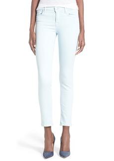 J Brand 'Rail' Mid Rise Super Skinny Jeans