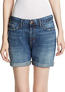 J Brand Raine Boyfriend Shorts