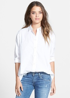 J Brand Ready-To-Wear 'Atlantic' Button Front Blouse