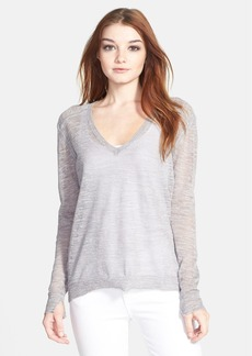J Brand Ready-To-Wear 'Berendo' V-Neck Sweater