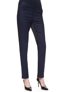 J Brand Ready to Wear Bergen Two-Tone Slim Pants