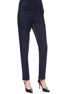 J Brand Ready to Wear Bergen Two-Tone Slim Pants