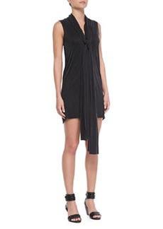 J Brand Ready to Wear Carr Sleeveless Tunic Dress