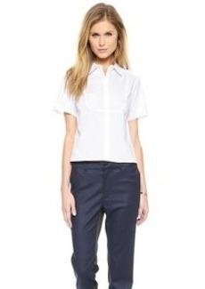 J Brand Ready-to-Wear Chelsea Blouse