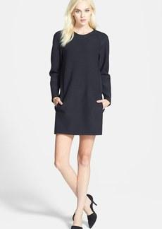 J Brand Ready-To-Wear 'Colleen' Scuba Shift Dress