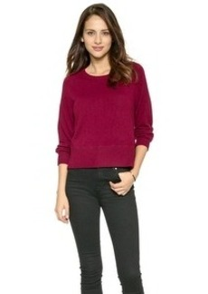 J Brand Ready-to-Wear Dauphine Cashmere Sweater
