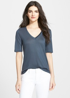 J Brand Ready-To-Wear 'Eluise' V-Neck Tee