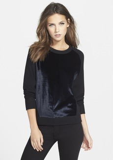 J Brand Ready-To-Wear 'Erin' Merino Wool Sweater