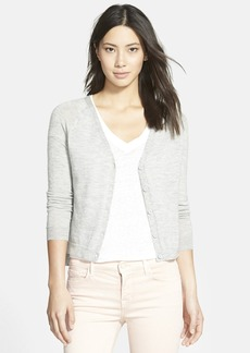 J Brand Ready-To-Wear 'Gia' Cardigan Sweater