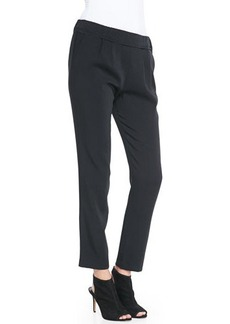 J Brand Ready to Wear Irene Relaxed Satin Pants