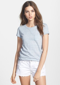 J Brand Ready-To-Wear 'Jade' Pocket Tee