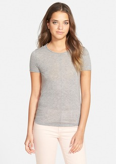J Brand Ready-To-Wear 'Jaden' Jersey Crewneck Tee