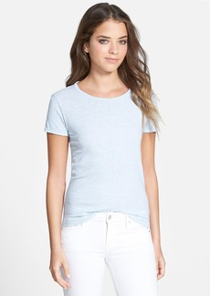 J Brand Ready-To-Wear 'Janet' Slub Tee