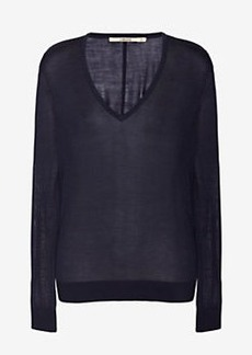 J Brand Ready-to-Wear Julie V Neck Sweater