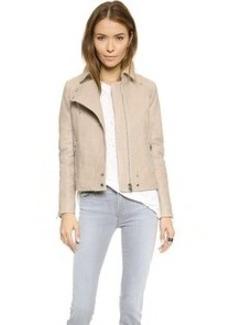 J Brand Ready-to-Wear Lais Leather Jacket