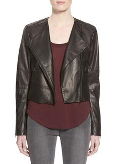 J Brand Ready-To-Wear 'Landing' Leather Jacket