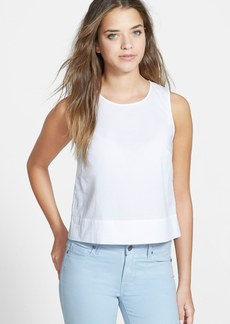 J Brand Ready-To-Wear 'Maple' Sleeveless Top