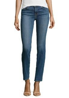 J Brand Jeans Mid-Rise Skinny Jeans, Refuge
