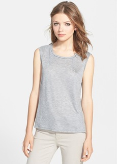 J Brand Ready-To-Wear 'Sallie' Muscle Tee