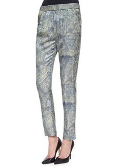 J Brand Ready to Wear Starkey Camouflage-Print Pull-On Pants