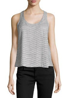 J Brand Ready to Wear Tracy Striped Tank, Duke