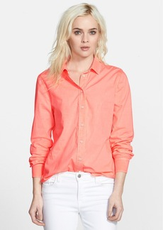 J Brand Ready-To-Wear 'Venice' Button Front Blouse