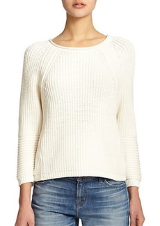 J Brand Reese Chunky Knit Sweater