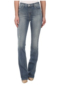 J Brand Remy High Rise Slim Boot in Mesmerize