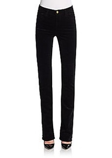 J Brand Remy High-Waist Bootcut Pants