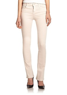 J Brand Remy Photo Ready High-Rise Bootcut Jeans