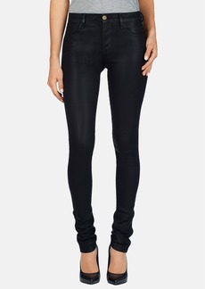 J Brand 'Ryan' Coated Skinny Jeans (Fearless)
