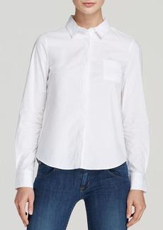 J Brand Shirt - Louise Fresh Poplin