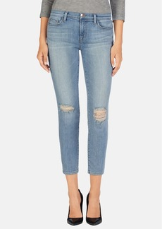 J Brand Ankle Skinny Jeans (Drop Out)