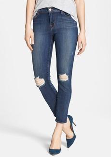 J Brand Skinny Ankle Jeans (Misfit)