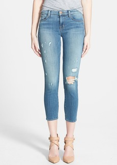 J Brand Skinny Ankle Jeans (Pulse)