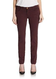 J Brand Skinny Straight-Leg Jeans