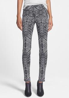 J Brand Skinny Stretch Jeans (Kaleidoscope)