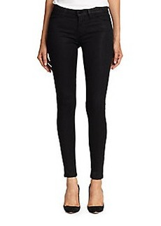 J Brand Stocking Coated Super Skinny Jeans