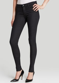 J Brand Stocking Jeans - Stocking Stacked Super Skinny in Veil
