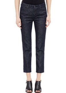 J Brand Stretch-Denim Trousers