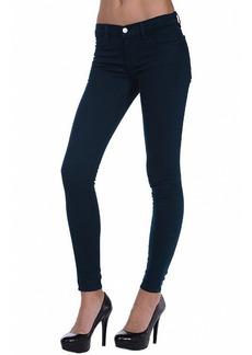 J Brand Super Skinny in Aegean Blu