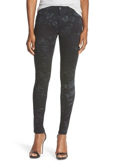 J Brand Super Skinny Jeans (Shattered Glass)