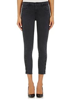 J Brand Suvi Crop Jeans