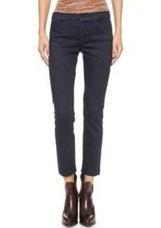 J Brand Tailored Crop Jeans