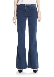 J BRAND Tailored Flared Jeans