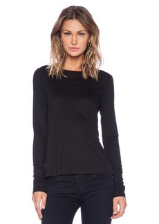 J Brand Thelma Long Sleeve Tee