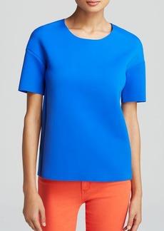 J Brand Top - Auden Scuba Cloth