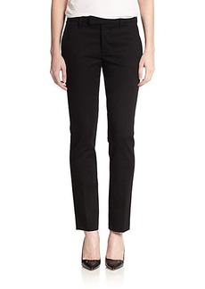 J Brand Twill Trouser Pants