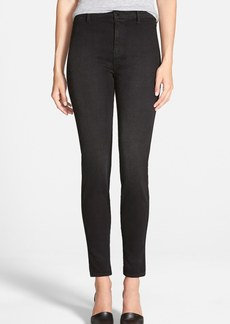J Brand 'Vida' High Rise Skinny Jeans (Tainted)