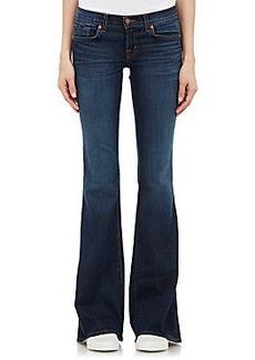 J Brand Wide-Leg Babe Jeans